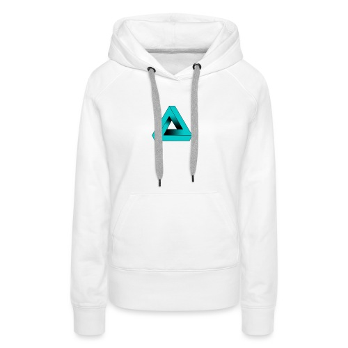 Impossible Triangle - Women's Premium Hoodie