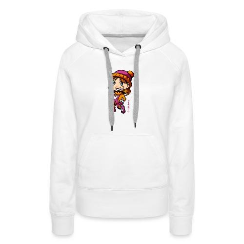Tolden en hiver - Sweat-shirt à capuche Premium pour femmes