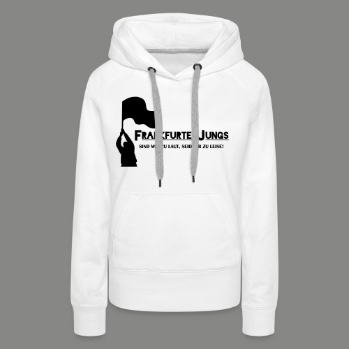 frankfurter_jungs - Frauen Premium Hoodie