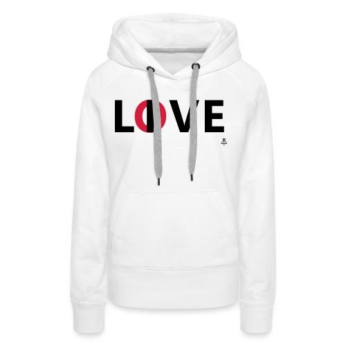 Love live - Vrouwen Premium hoodie