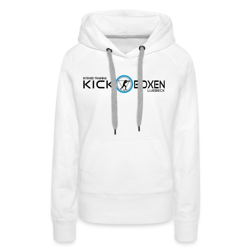 Kickboxen - Frauen Premium Hoodie