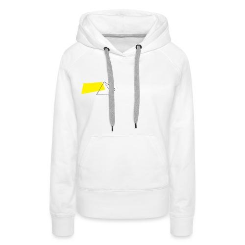 piramid - Vrouwen Premium hoodie