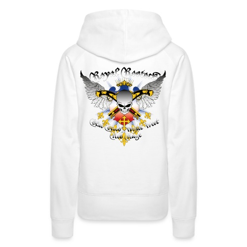 royal rostockfront 02 - Frauen Premium Hoodie