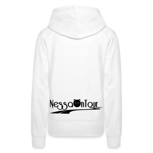 NessaOnTour - Frauen Premium Hoodie