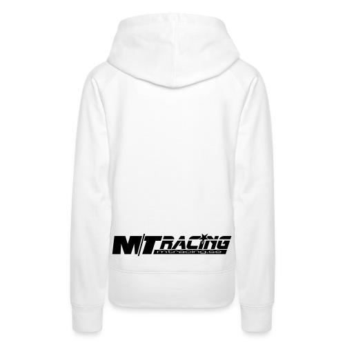 mt racing black - Premiumluvtröja dam