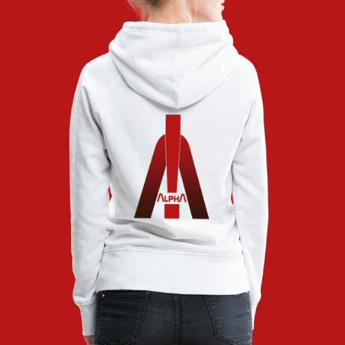 ALPHA - Winner wins! - Frauen Premium Hoodie
