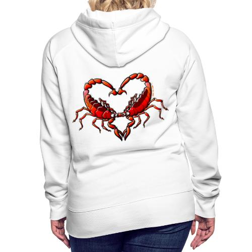 Loving Scorpions - Women's Premium Hoodie