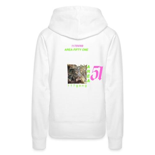Area51 - Frauen Premium Hoodie