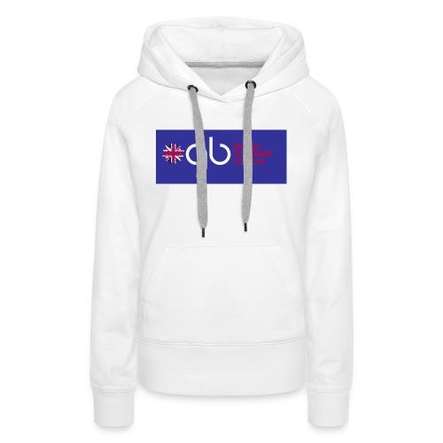 improved gb tele team - Women's Premium Hoodie