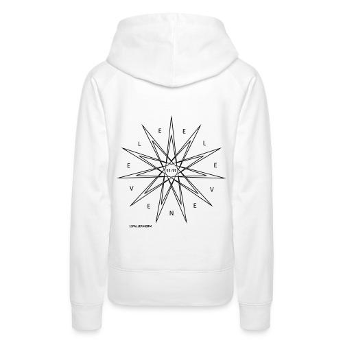 estrella definitivo - Sudadera con capucha premium para mujer