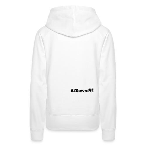 e30owners1 - Women's Premium Hoodie