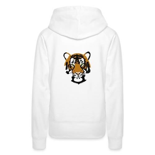 Tiger - Frauen Premium Hoodie