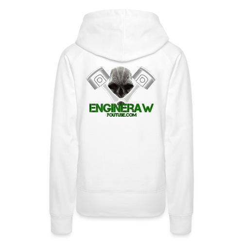 Engineraw - Premium hettegenser for kvinner