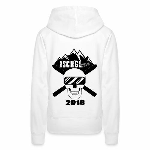 ischgl_crew_2018 - Frauen Premium Hoodie