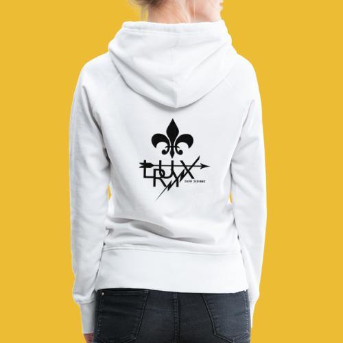 Luxry (Black) - Women's Premium Hoodie