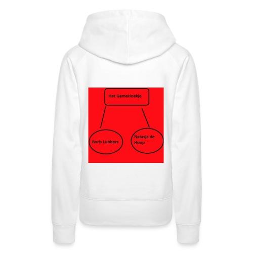 HGH T shirt - Women's Premium Hoodie