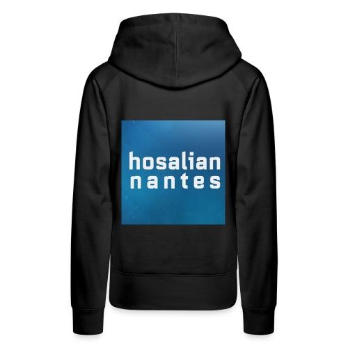 none - Women's Premium Hoodie