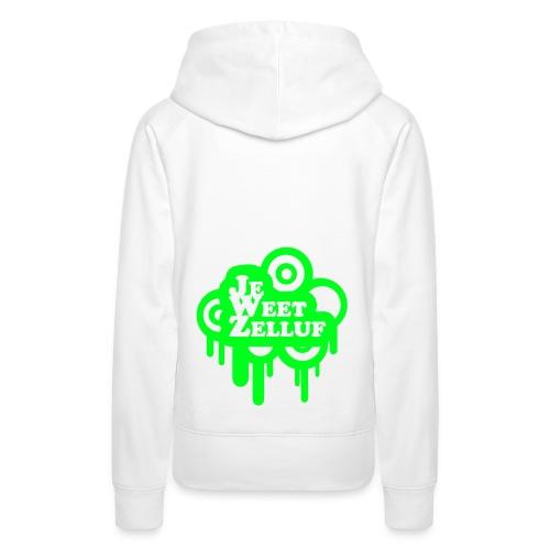 jwzgr - Vrouwen Premium hoodie