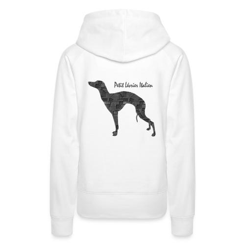 nouvsilpili3 - Sweat-shirt à capuche Premium pour femmes