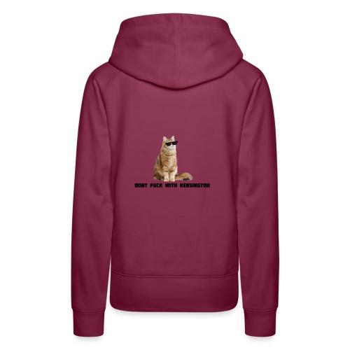 DFWK - Vrouwen Premium hoodie