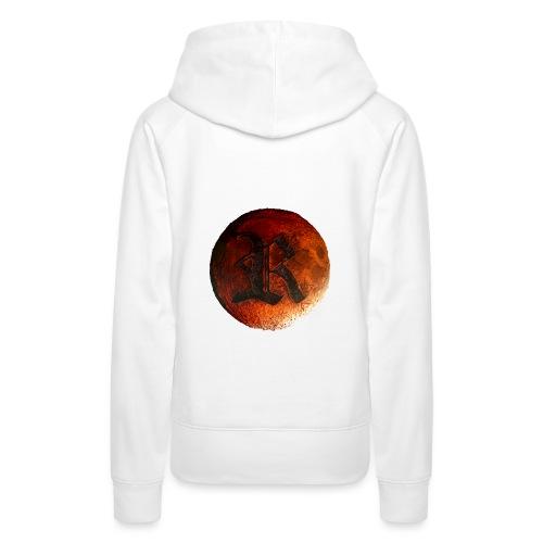 Mug RedMoon - Sweat-shirt à capuche Premium pour femmes