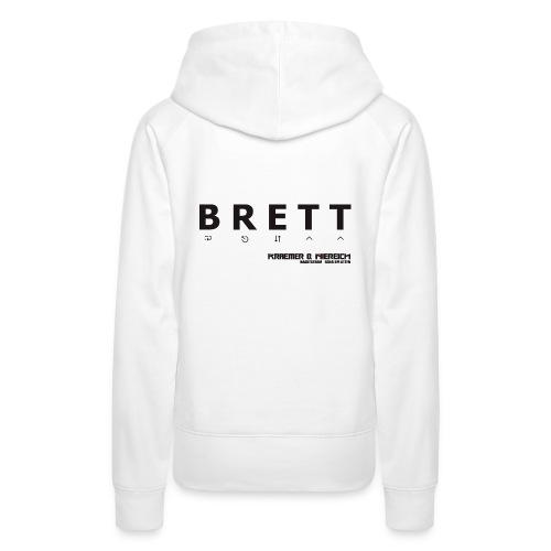 brett png - Women's Premium Hoodie