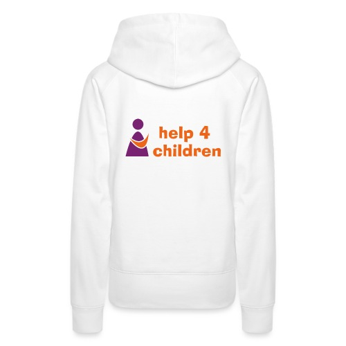 Kinder Premium Kapuzenjacke - Frauen Premium Hoodie