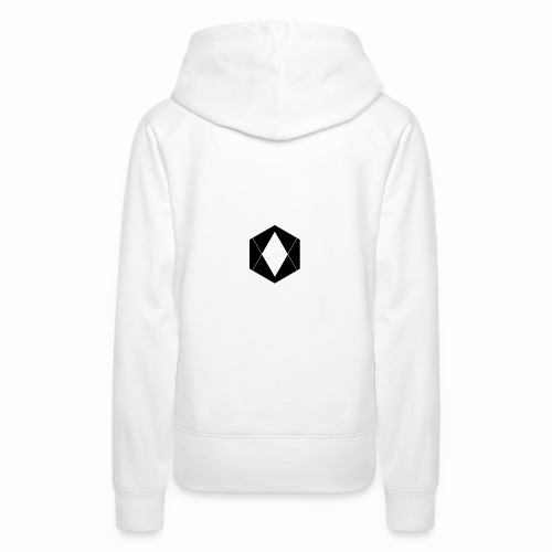 4am logo final black - Women's Premium Hoodie