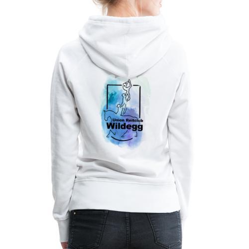 Voltigiergruppe Wildegg Sportbekleidung (1/3) - Frauen Premium Hoodie