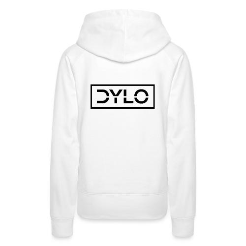 DYLO Logo - Women's Premium Hoodie
