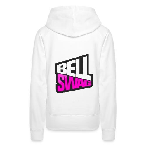 Bellswag logo - Women's Premium Hoodie