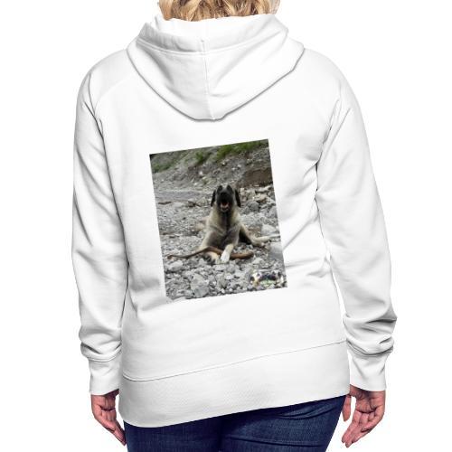 Hoodie Kangal im Flußbett - Frauen Premium Hoodie