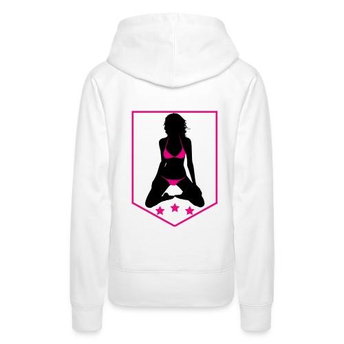 For the Girlz - Frauen Premium Hoodie