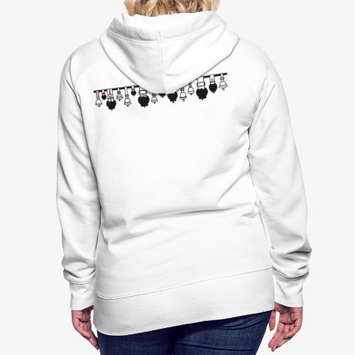 Glockenstolz - Frauen Premium Hoodie
