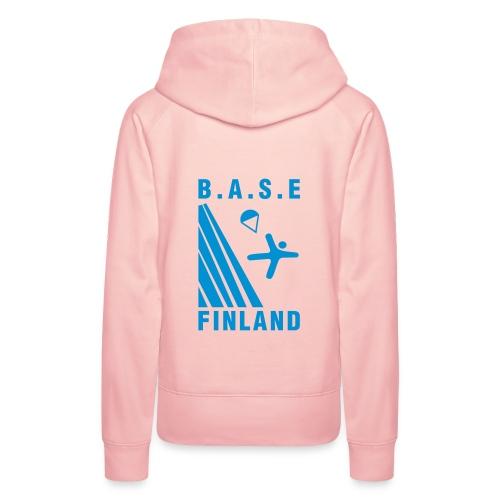 base logo - Women's Premium Hoodie