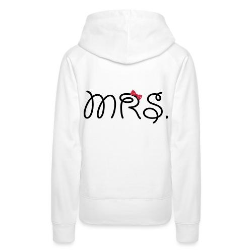 Mrs_Mom - Frauen Premium Hoodie