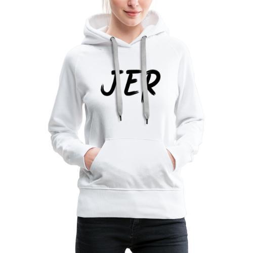 Design 1 - Vrouwen Premium hoodie