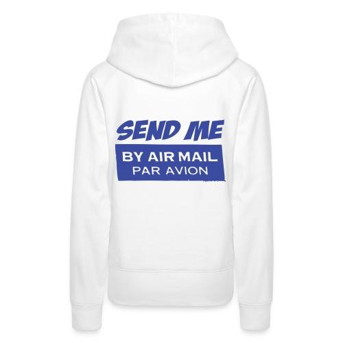 send me as airmail - Premiumluvtröja dam