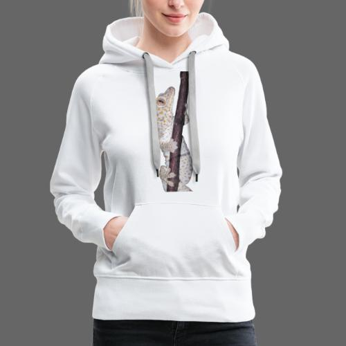 Tandløs - Dame Premium hættetrøje