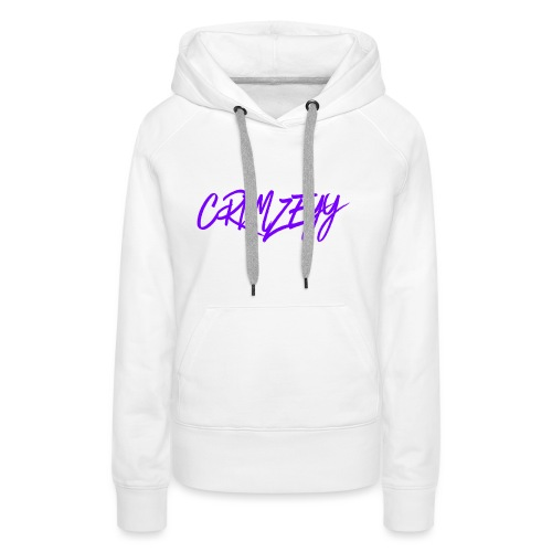 Brush Crimzeyy - Women's Premium Hoodie