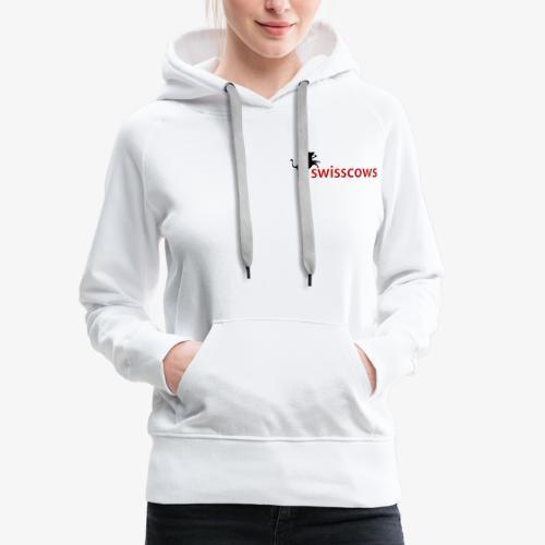 Swisscows - Frauen Premium Hoodie