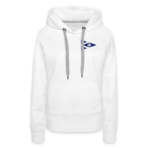 SCS BURGEE - Women's Premium Hoodie