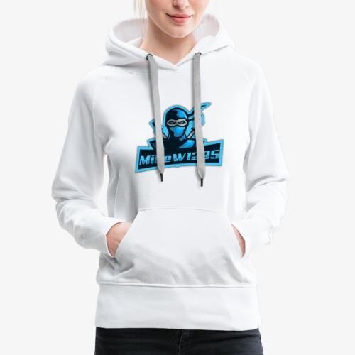 MikeW1295 Ninja Logo - Women's Premium Hoodie