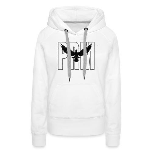 AILE BLACK - Sweat-shirt à capuche Premium pour femmes