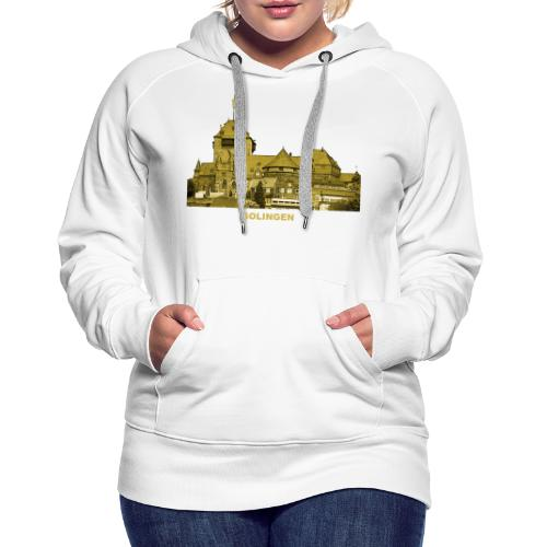 Solingen Schloss Burg Wupper Nordrhein-Westfalen - Frauen Premium Hoodie