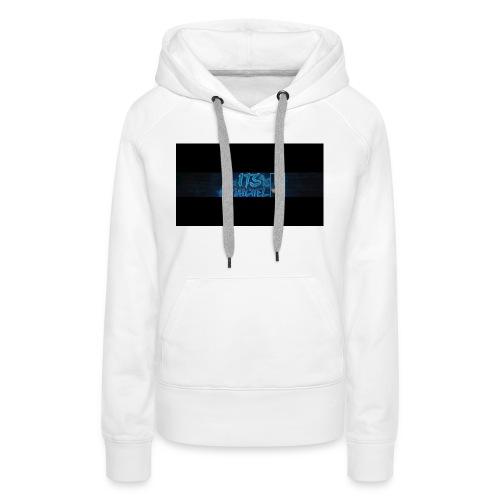 Shirt banner - Vrouwen Premium hoodie