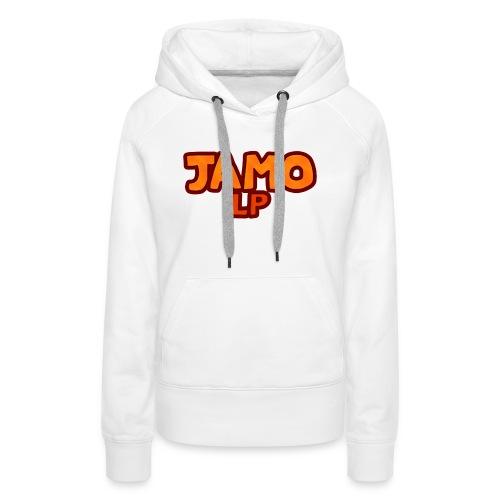 JAMOLP Logo Mug - Dame Premium hættetrøje