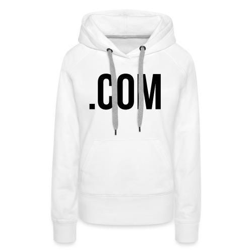 dottcom - Women's Premium Hoodie
