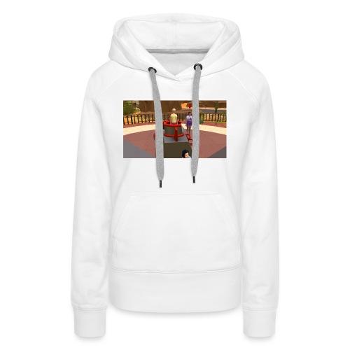 de leuken spilmacheen - Vrouwen Premium hoodie