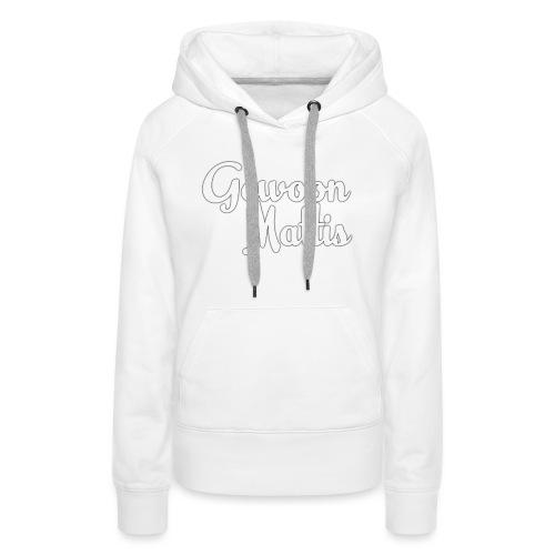 GewoonMattis Shirt Vrouwen - Vrouwen Premium hoodie